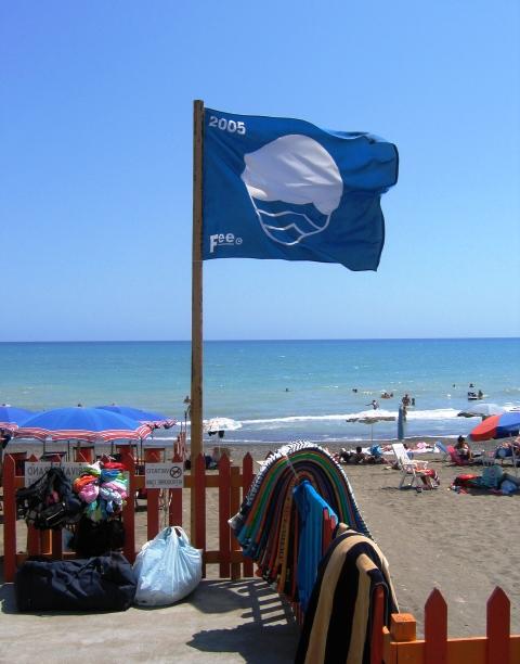 Spiagge e mare, la Bandiera Blu