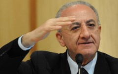 Napoli: giudice del tribunale indagato (concussione) per la vicenda della sentenza sul governatore De Luca
