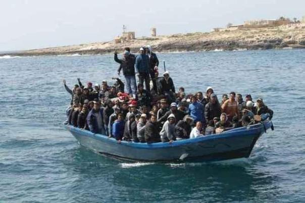 sbarchi di immigrati