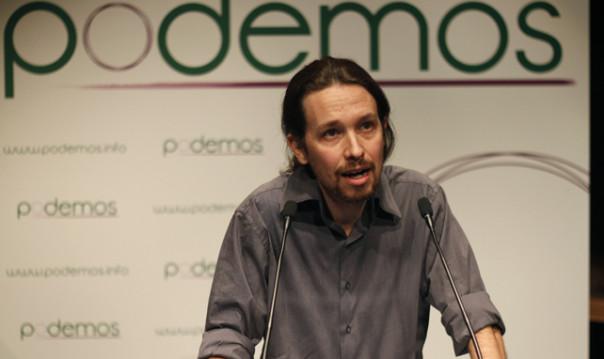 pablo iglesias, leader di Podemos