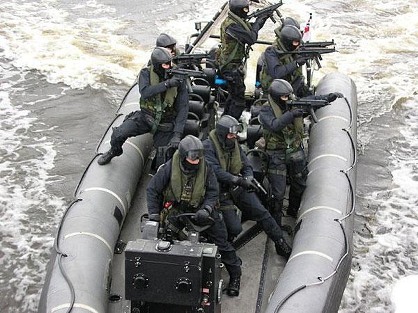 marines britannici