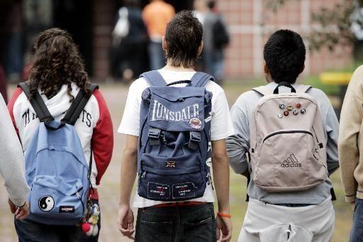 Gli studenti delle scuole superiori