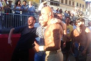 Calcio Storico 2015, Maurizio Bonfiglio dei Bianchi