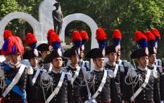 Firenze: 6 giugno, cerimonia dell'Arma dei carabinieri alla Caserma Baldissera