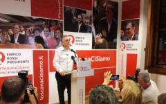 Elezioni comunali, dal presidente della Regione Toscana, Enrico Rossi, attacco frontale a Renzi: «Serve una svolta (a sinistra) nel Pd»