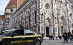 La Guardia di Finanza celebra a Firenze i suoi 241 anni. I nomi dei militari premiati (FOTO)