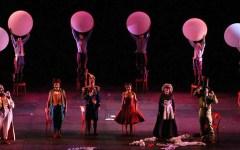 Firenze, cortile di Palazzo Pitti: va in scena il «Il Barbiere di Siviglia» con l'Orchestra e il Coro del Maggio