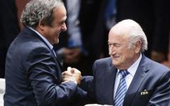 Calcio, Fifa: dopo le dimissioni di Blatter si profila lo scontro Platini-Zico
