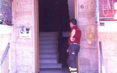 Pisa, ascensore cade dal quarto piano: tre feriti gravi