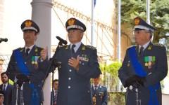 Guardia di Finanza, il generale Valente torna a Firenze da comandante interregionale