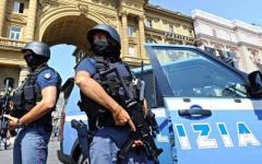 Firenze: in piazza le forze speciali antiterrorismo della polizia (Fotogallery)