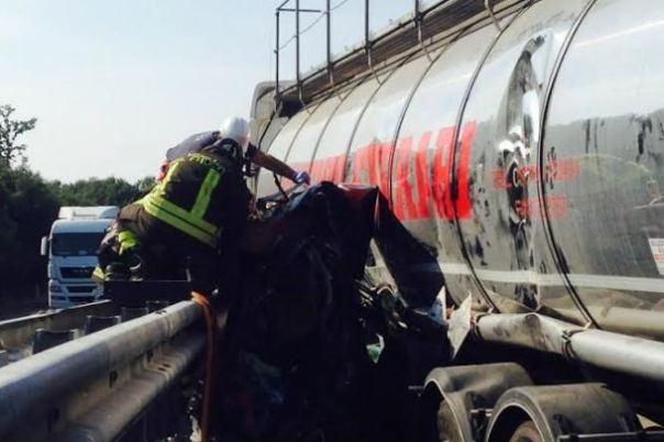 Gravissimo incidente sull'Autostrada A12 nel tratto fra Migliarino e Viareggio