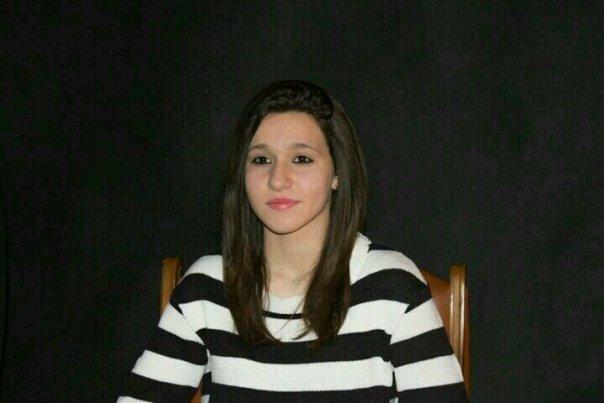 Sara Milo, 17 anni, travolta e uccisa da un automobilista positivo all'alcol test a Donoratico (Foto dal suo profilo Twitter)