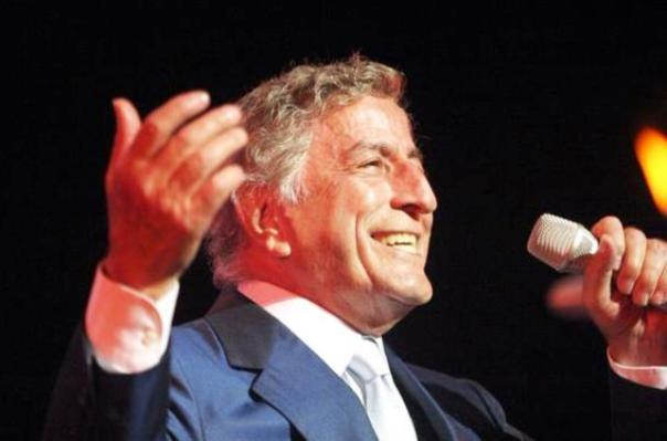 Tony Bennet, il crooner sarà ospite alla Celebrity Fight Night