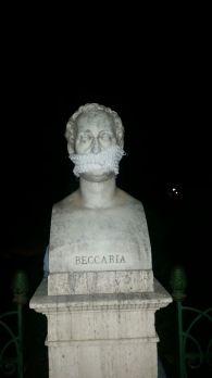 Statua imbavagliata