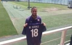 Fiorentina, Mario Suarez: «Dall'Atletico Madrid in viola per nuove sfide». E' fatta anche per Astori