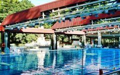 Firenze, Ferragosto 2015: la piscina di Bellariva riapre dopo la devastazione del nubifragio