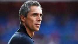 L'allenatore viola Paulo Sousa