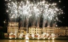 Firenze e Toscana, weekend 26 e 27 settembre: Biennale dell'Antiquariato, Strongman e shopping in Villa