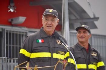 Gioacchino Giomi e Roberto Lupica