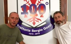 Firenze: la trattoria del Gozzi festeggia cent'anni in piazza San Lorenzo
