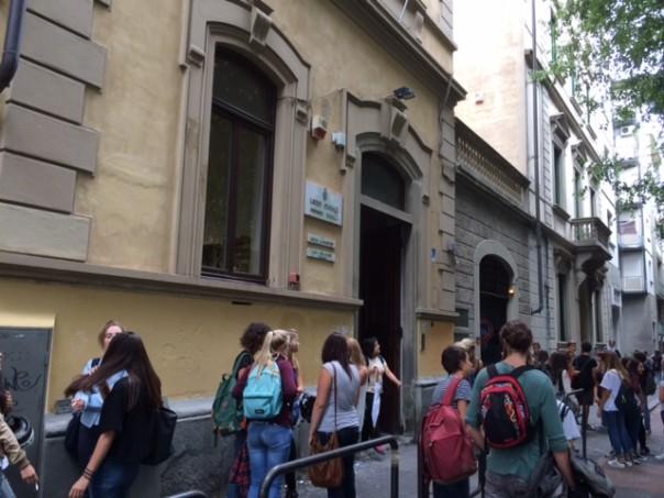 Liceo Pascoli Firenze