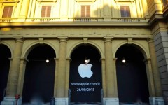Firenze, apre sabato 26 settembre il nuovo Apple Store in piazza della Repubblica