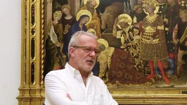 L'ex Direttore degli Uffizi, Antonio Natali
