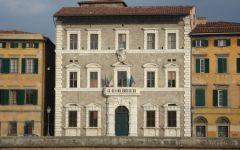Pisa: insediato Paolo Mancarella, nuovo rettore dell'Università. Con i 20 direttori dei dipartimenti