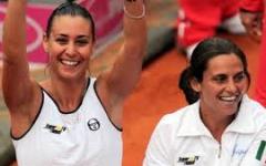 Tennis, impresa storica a Flushing Meadows: Pennetta e Vinci in finale negli Us Open
