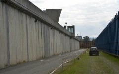 Firenze, carcere di Sollicciano: chiuso il camminamento di ronda