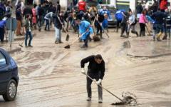 Alluvione a Benevento, dalla Toscana mezzi e uomini della Protezione civile
