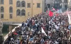 Firenze, protesta contro la buona scuola: 500 studenti in corteo