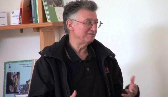 Giovanni Piscolla, organizzatore di Tutto Zafferano