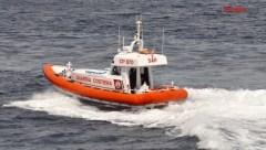 Un imbarcazione della Guardia Costiera
