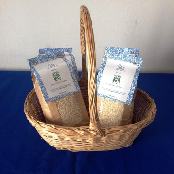 pacchi riso Itaca