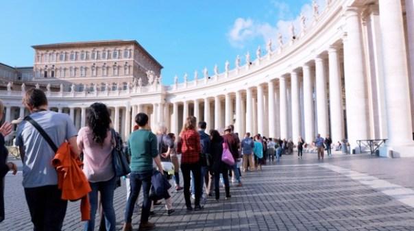Giubileo, fedeli in Piazza San Pietro (dal sito Iubilaeummisericordiae.va)