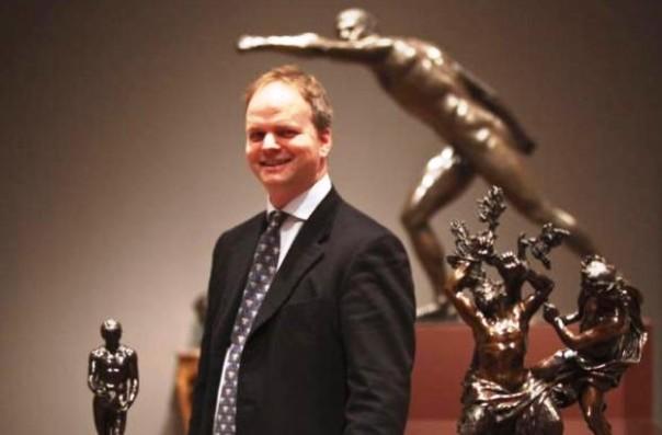 Il direttore degli Uffizi, il tedesco Eike Schmidt