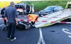 Pisa, incidente stradale: muore un volontario della Pubblica assistenza