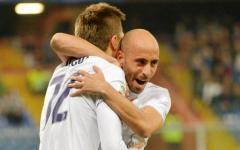 Roma-Fiorentina (stasera, ore 20,45), viola contro i bookmaker. La rabbia di Zarate: Perisic solo ammonito! Il Barcellona vuole Sousa