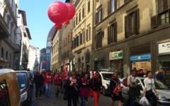 Firenze, commercio: malgrado lo sciopero alcuni supermercati aperti (video)