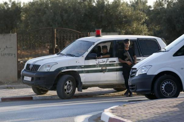 Polizia Tunisina