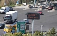 Autostrada A1: il casello d'Impruneta chiuso  martedì 3 novembre, dalle 22 fino alle 6 di mercoledì 4