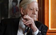 Germania: morto a 96 anni Helmut Schmidt, cancelliere negli anni di piombo