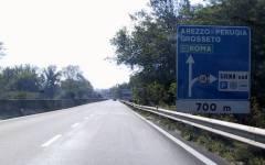 Superstrada Firenze-Siena: chiusa dall'11 novembre per lavori la carreggiata presso lo svincolo Badesse