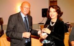 Firenze: premi dell'Associazione Stampa Toscana e Ussi ad Antoine Leiris, Renzo Ulivieri, Claudia Francardi e Irene Sisi