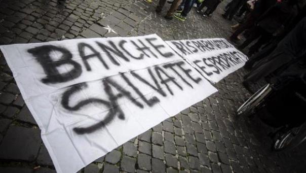 """Sono Banca Etruria, Banca delle Marche, CariFerrara e CariChieti le banche """"salvate"""" dal Governo"""