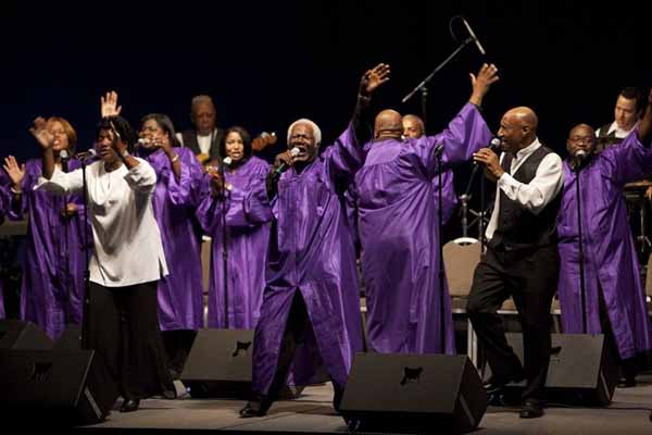 I Joyful Gospel Singers (in concerto al Metastasio di Prato il 1 gennaio alle 17)