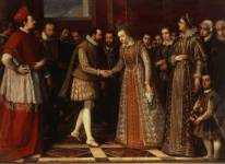 Jacopo Ligozzi, Il matrimonio di Francecso de' Medici e Giovanna d'Austria
