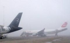 Aeroporto di Firenze: voli cancellati per nebbia. Collegamenti difficili anche nelle prime ore di lunedì 21 dicembre